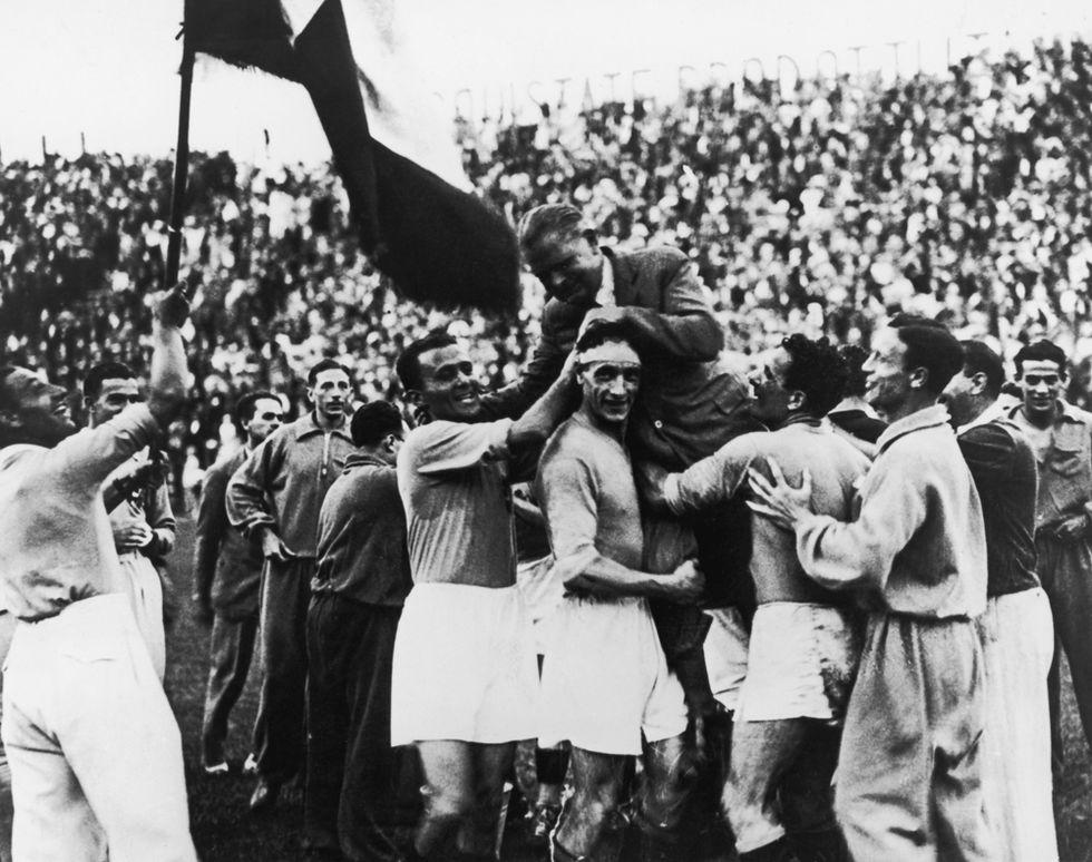 80 anni fa l'Italia vinceva il primo Mondiale