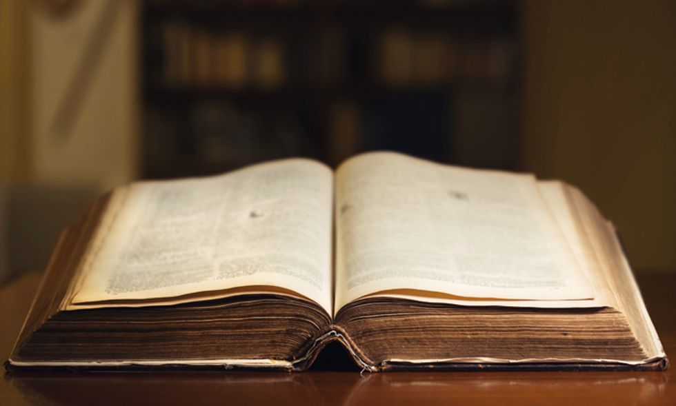 Il libro completato in un secolo