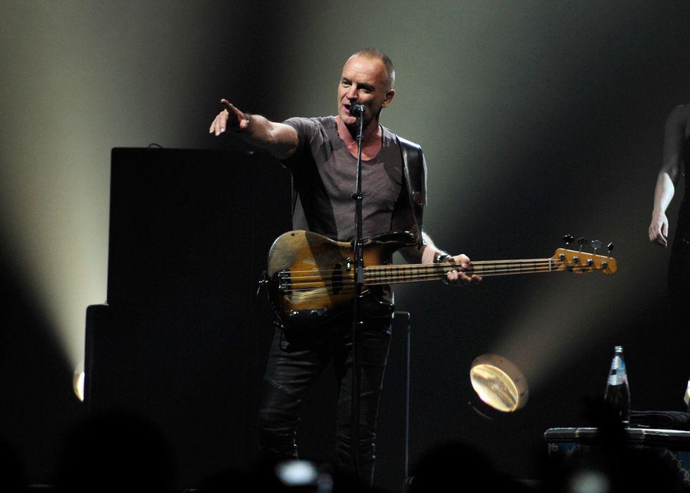 Sting incanta l'Auditorium di Roma - Recensione, scaletta e video