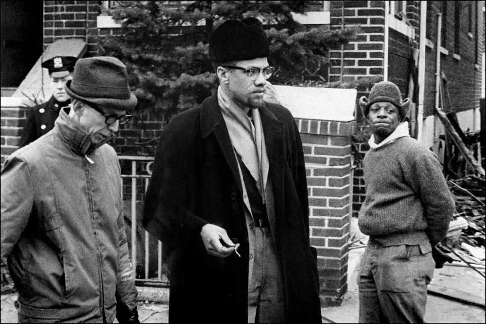 50 anni fa moriva Malcolm X