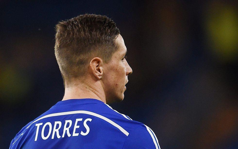 Borsino Milan: sale Torres, no da Mitroglou