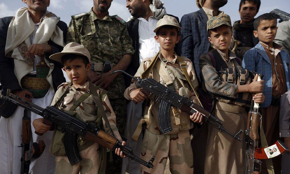 Guerra in Yemen