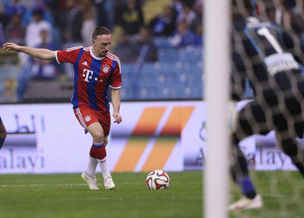E ora Ribery pensa a diventare tedesco
