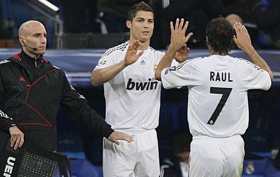 Ronaldo e il record di gol nel Real: ma Raul è stato più grande?