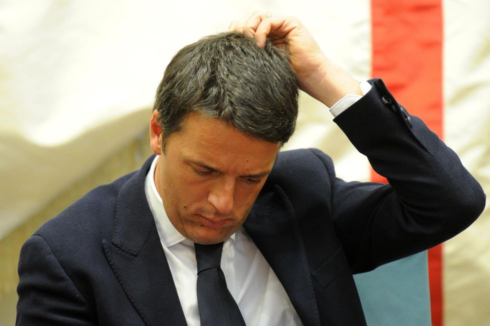 L'esordio senza botto di Renzi