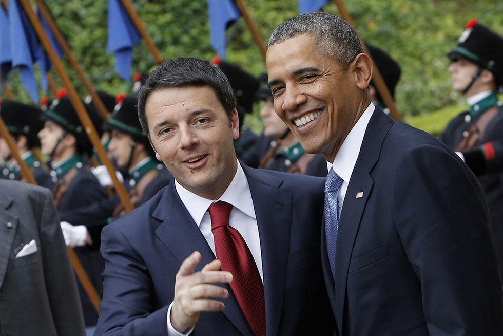Obama-Renzi: oggi il faccia a faccia alla Casa Bianca