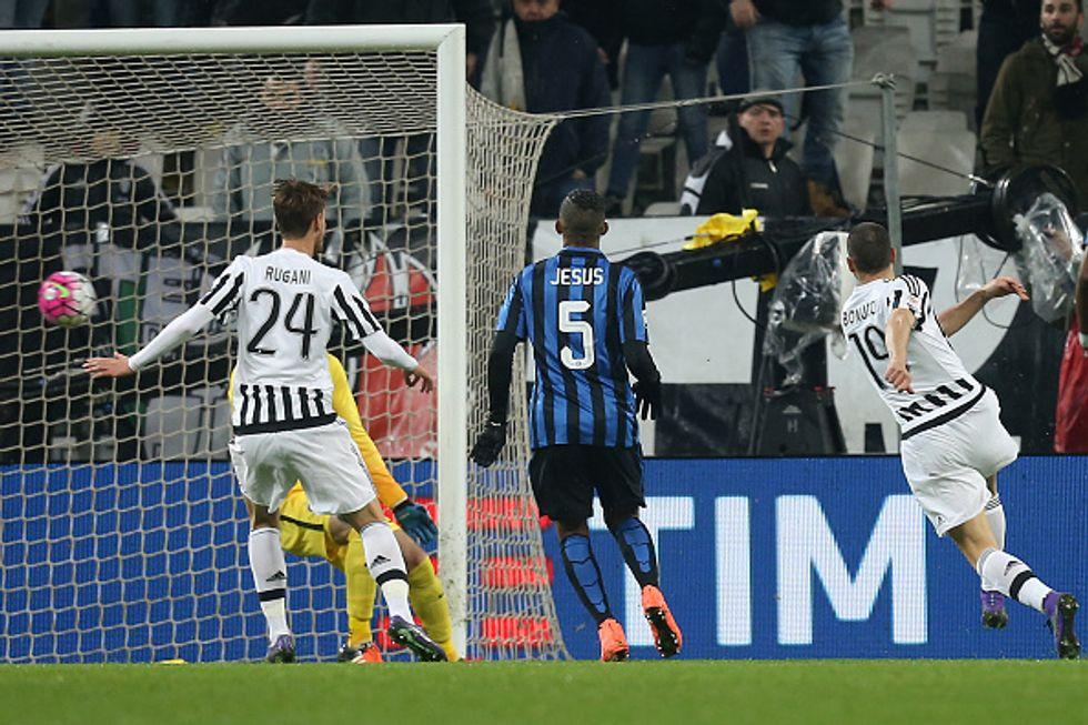 Ascolti 2/3: Inter-Juve domina la serata con una media del 29,7% di share