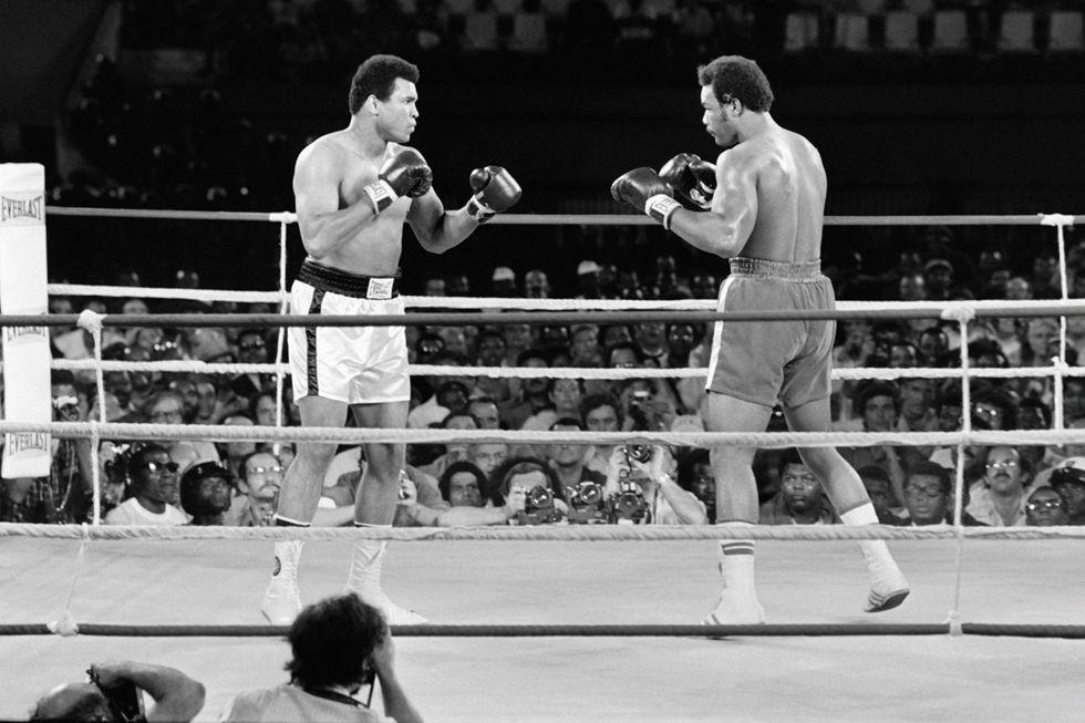 Boxe: 40 anni fa lo storico Ali-Foreman a Kinshasa