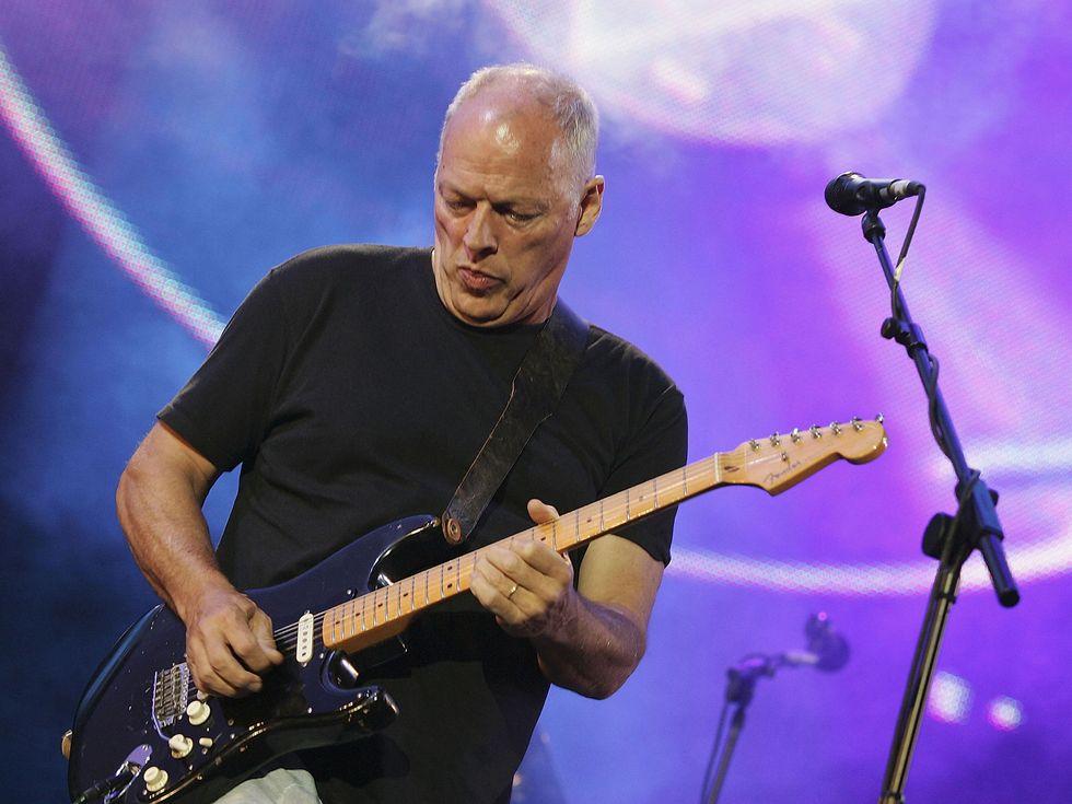 David Gilmour compie 72 anni  - I 5 assoli più belli