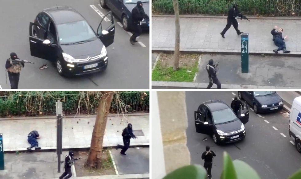 L'assalto a Charlie Hebdo