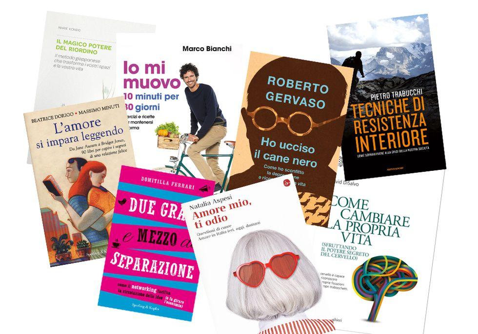 I libri più belli del 2014: 8 libri per migliorare