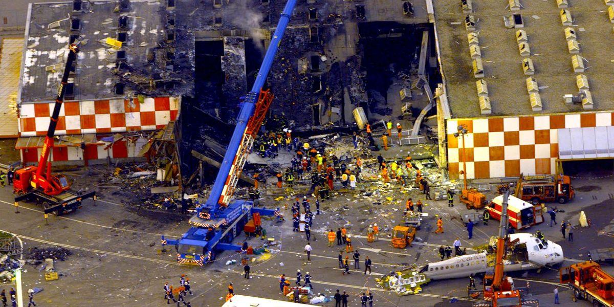 8 ottobre 2001 linate