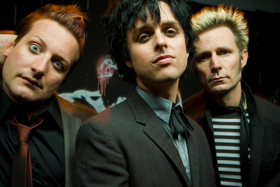 Green Day: arriva la trilogia