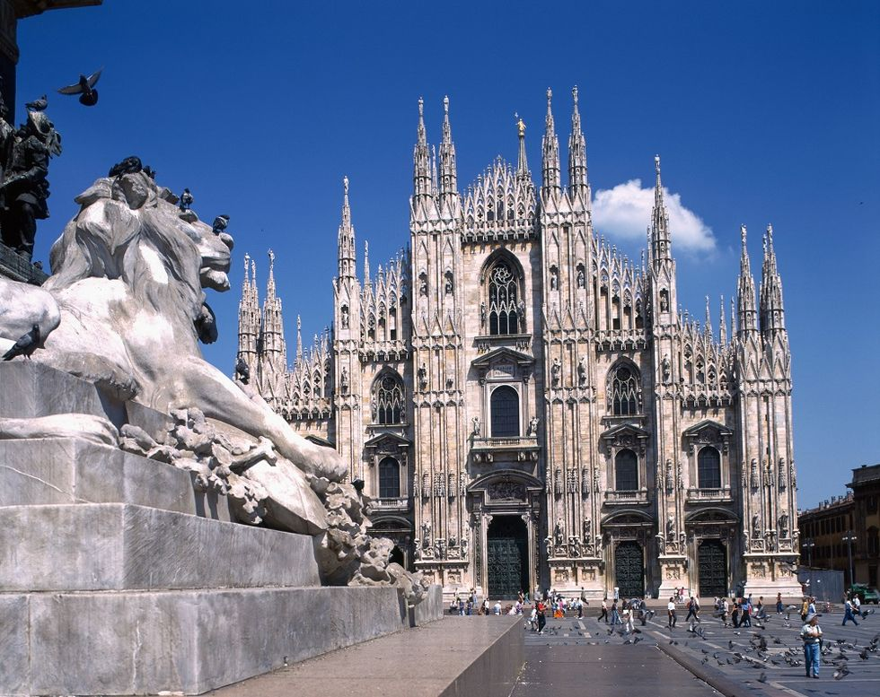 Why Milan is the only world design capital