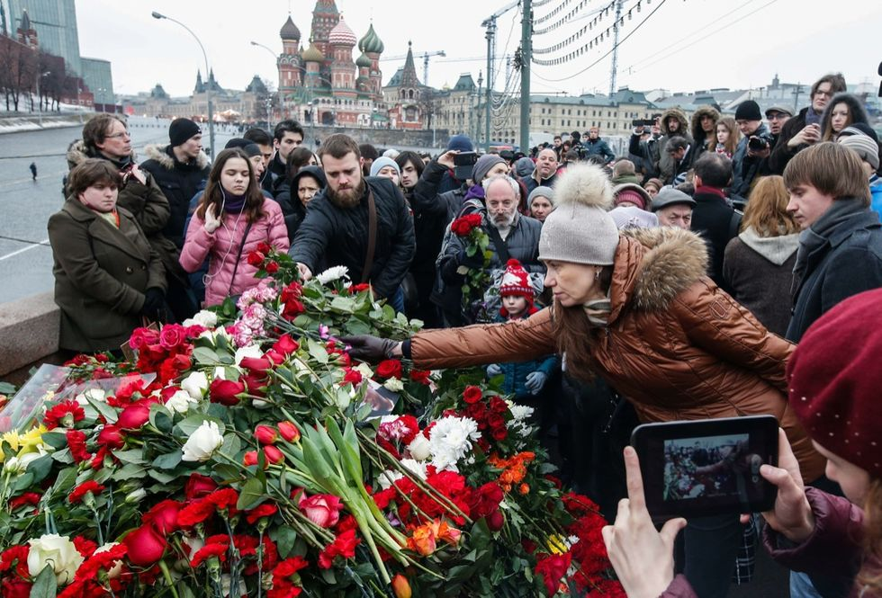 Boris Nemtsov contro la guerra di Putin in Ucraina