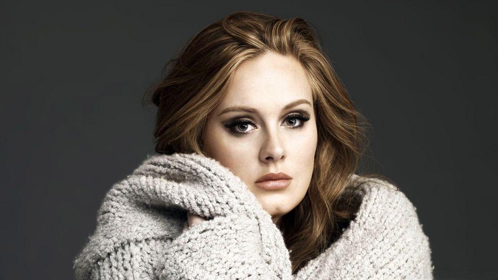 Adele, per essere magra dieta poco british