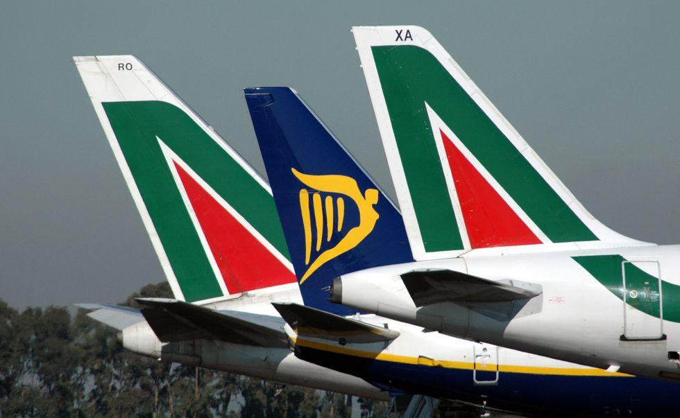 Ryanair_Alitalia