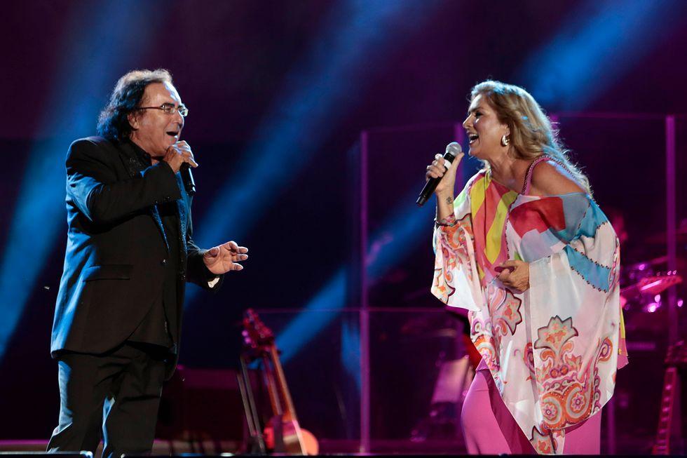 Al Bano e Romina di nuovo sul palco - La storia della coppia