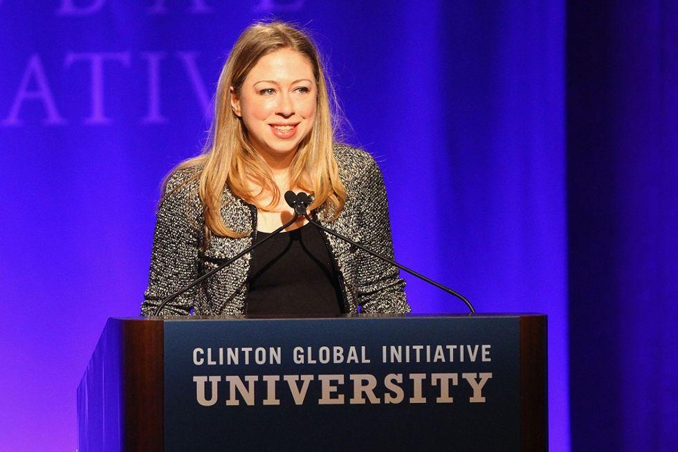 Chelsea Clinton: libro per bambini o manifesto politico?