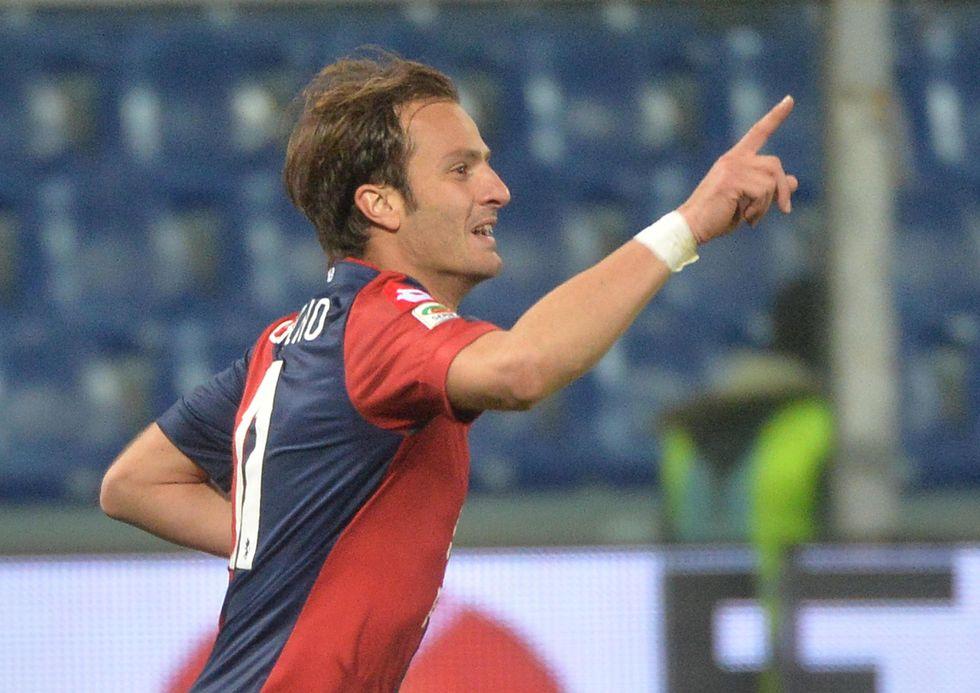 Cagliari, Zola e Casiraghi in pressing per Gilardino