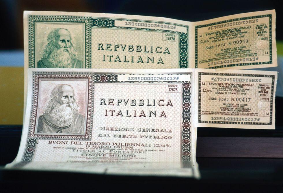 Debito pubblico: gli stranieri che hanno in mano l'Italia