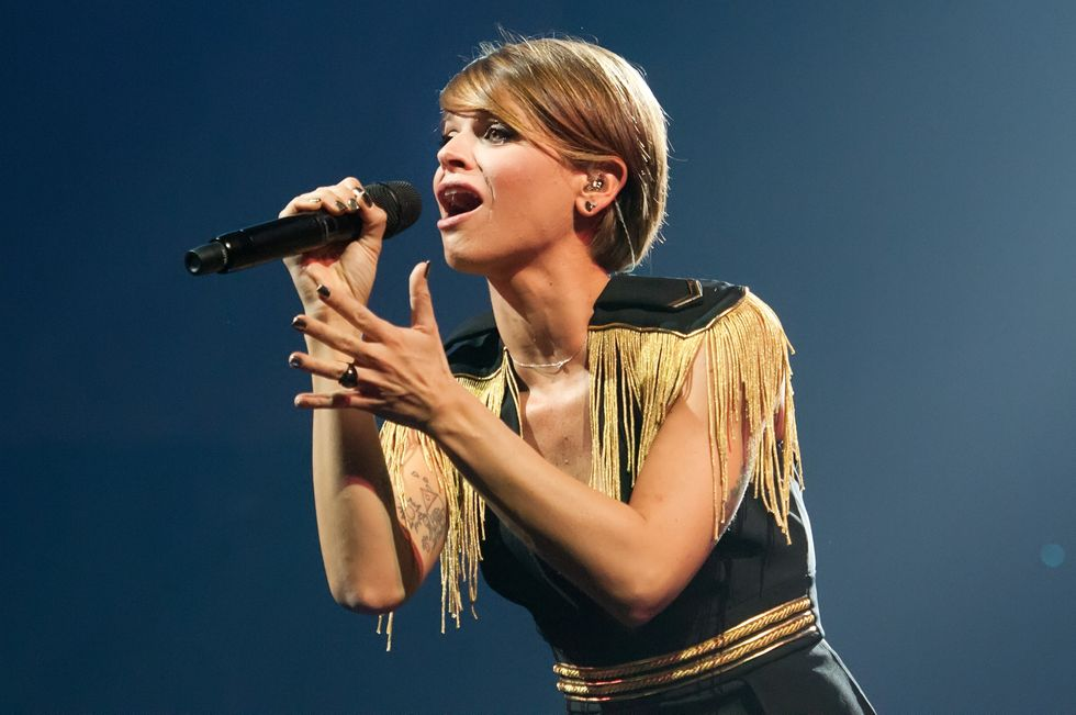 Alessandra Amoroso live