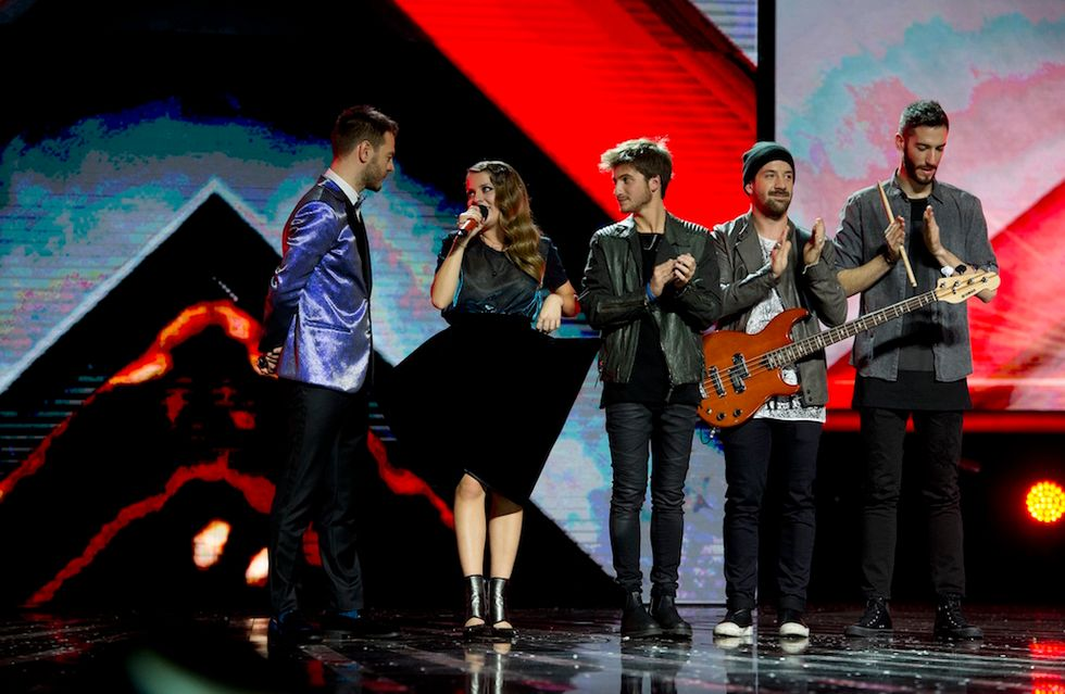 X Factor 9 Landlord