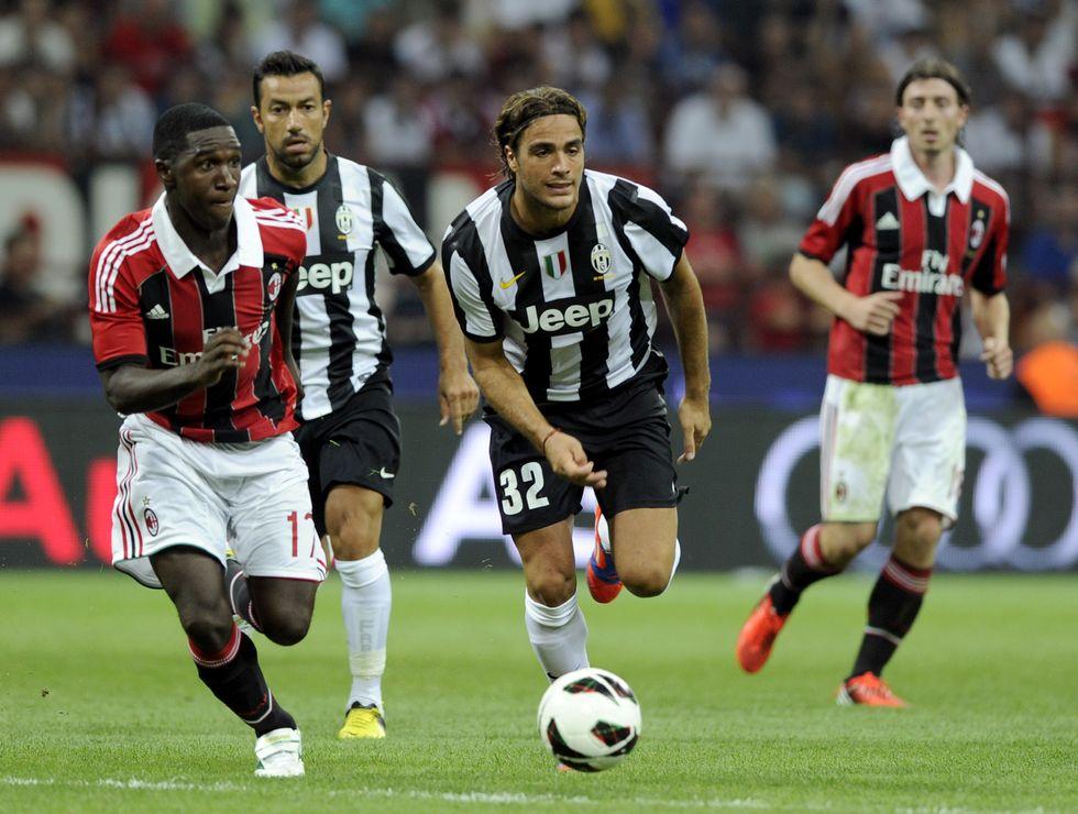 Il Milan, Matri e quella maglia numero 9...