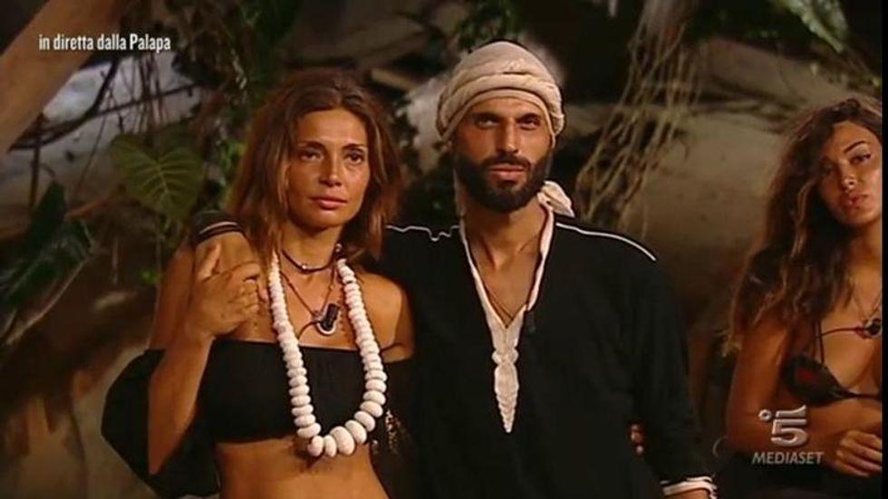 Alessia Mancini e Jonathan Kashanian Isola dei Famosi 2018