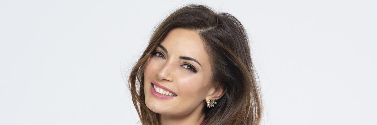 Alessia Mancini: «Torno in tv con mio marito e sogno un programma di cucina»