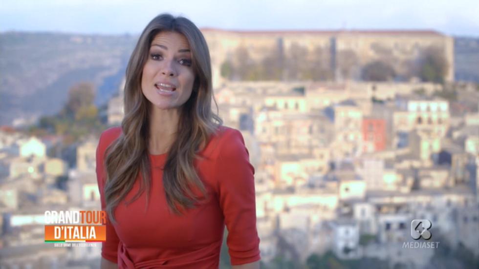 Alessia Ventura Grand Tour d'Italia