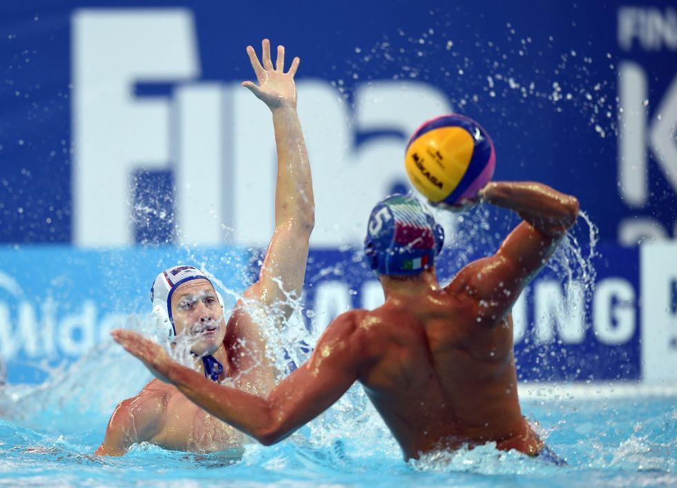Mondiali di nuoto: il settebello perde 9-11 con gli Usa