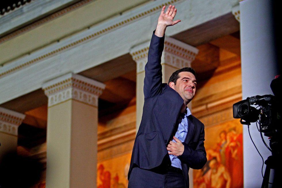 La vittoria di Syriza è una terapia choc per l'Ue?