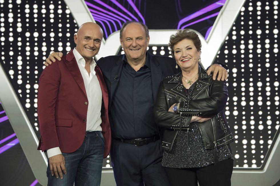 SIGNORINI SCOTTI MAIONCHI The winner is Canale 5