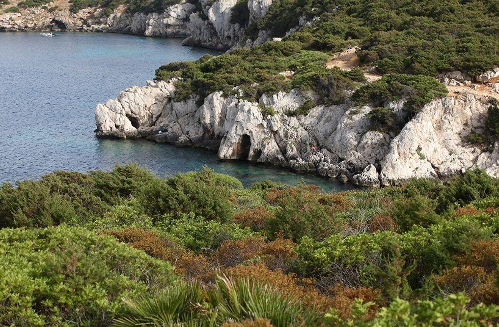 Italy hosts top holiday destinations in the Mediterranean region