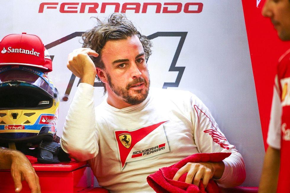 """Terruzzi: """"Ferrari, non ti lasciar scappare Alonso"""""""