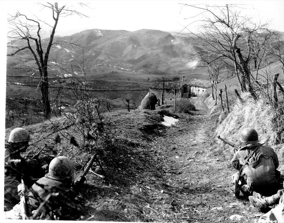 Alpini a stelle e strisce: la battaglia dell'Appennino (febbraio-maggio 1945)