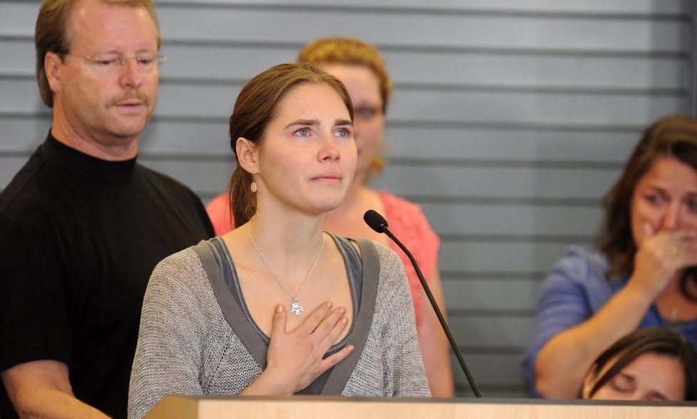 Omicidio Meredith: Amanda e Raffaele assolti