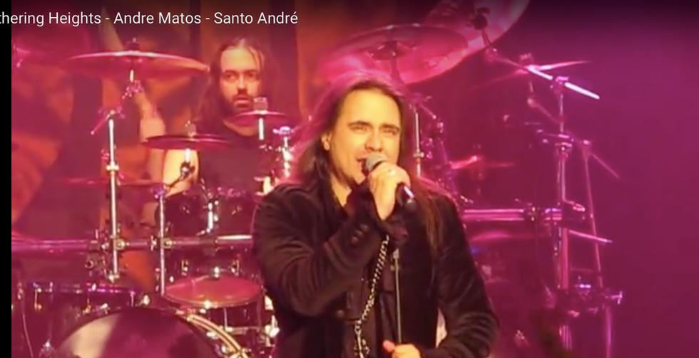 Addio Andre Matos, leggenda dell'heavy metal