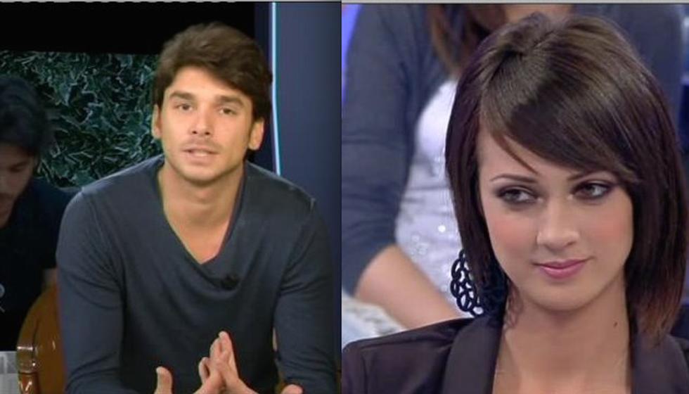 Uomini e Donne, Andrea Cerioli e Teresa Cilia sono i nuovi tronisti