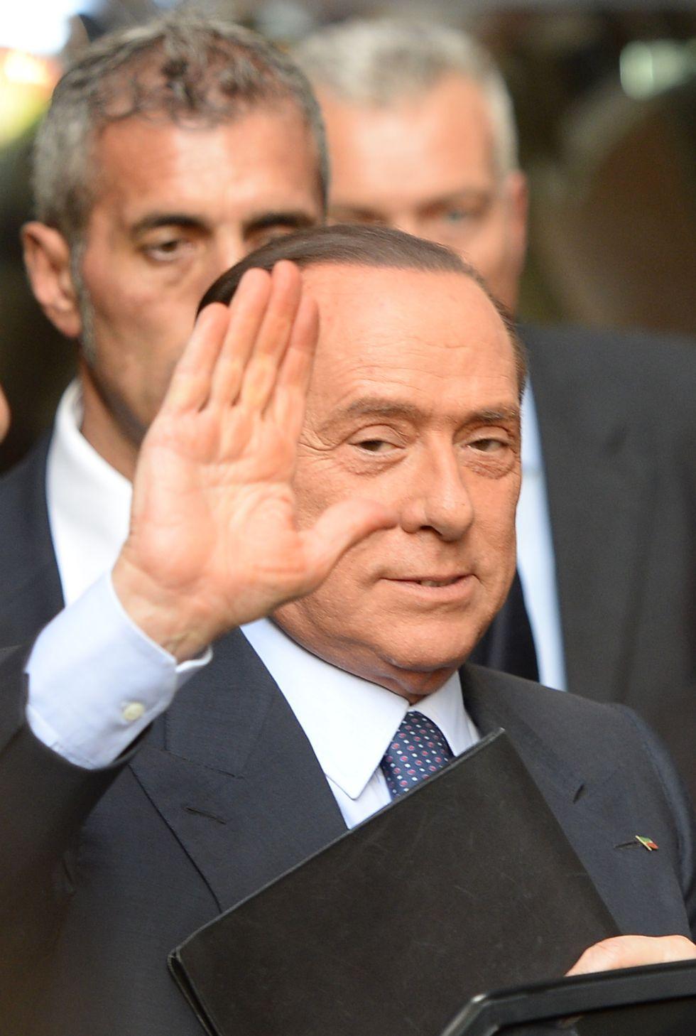 Esclusivo/Berlusconi: «Per i giornali sono bastonabile, bastonabilissimo»