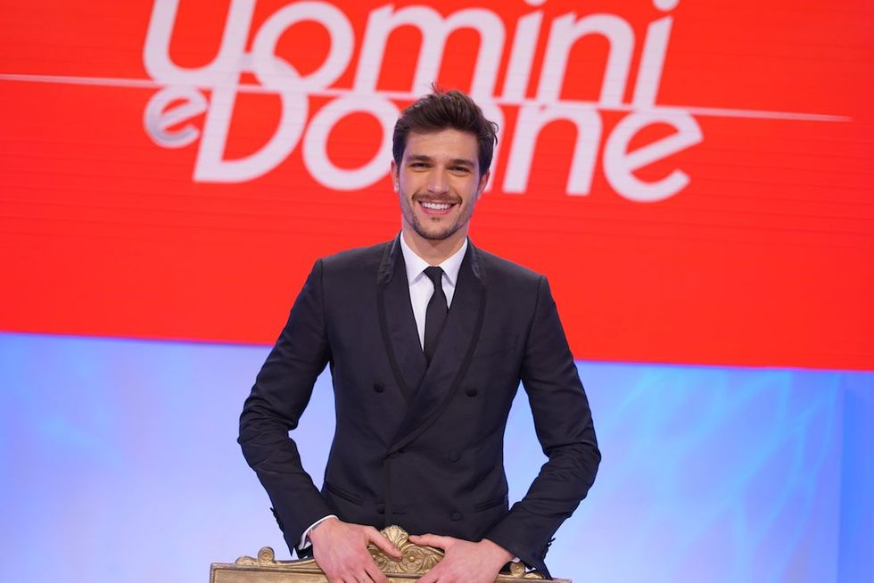 Andrea Zelletta Uomini e Donne