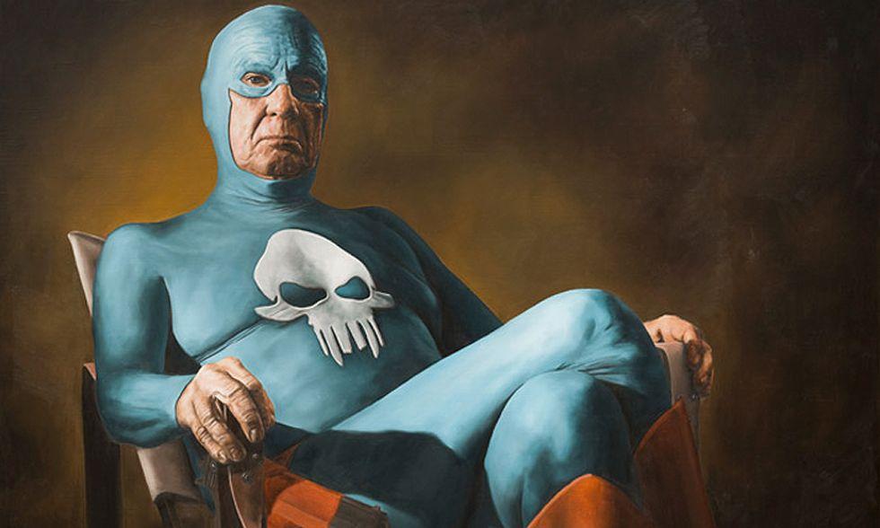 Arte, l'eroe a misura d'uomo di Andreas Englund
