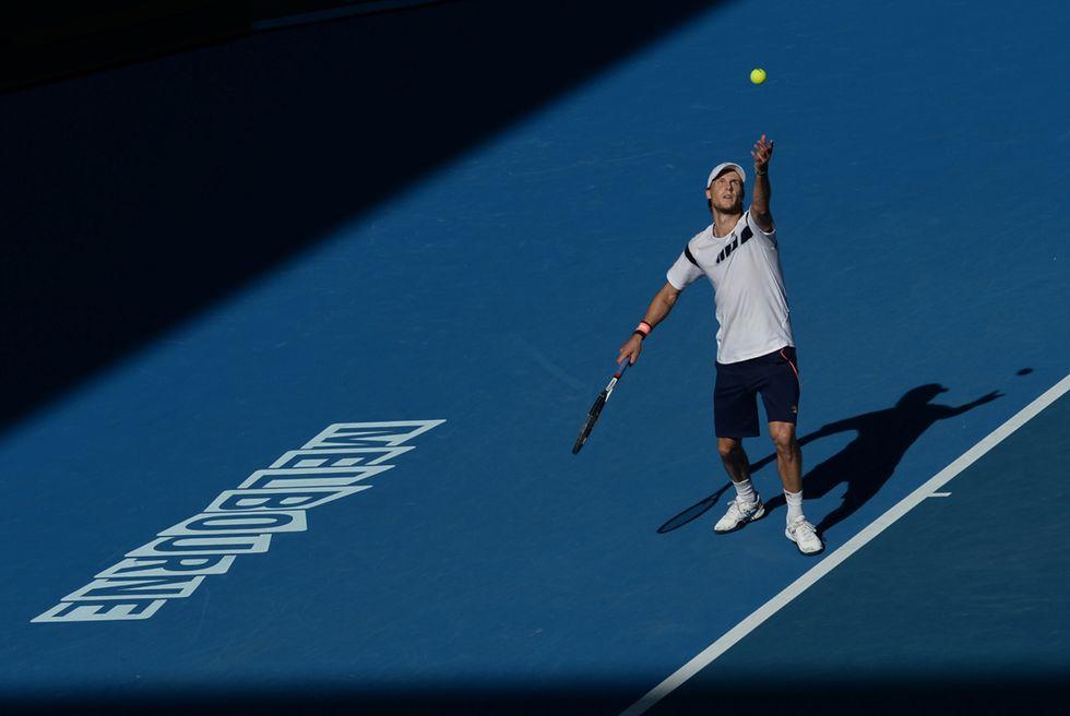 Tennis, Open Australia: Seppi batte Federer