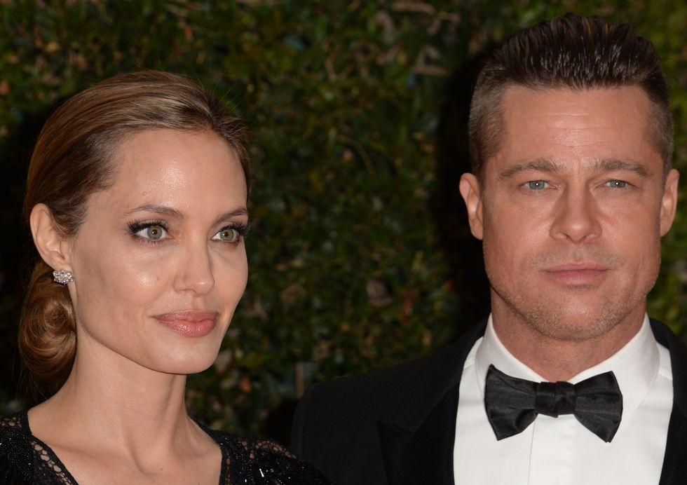 """Angelina Jolie e Brad Pitt, il matrimonio si fa """"in quattro"""" (feste)"""