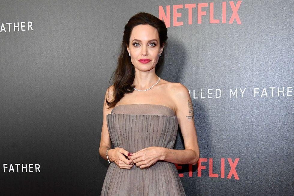 Angelina Jolie film Per primo hanno ucciso mio padre