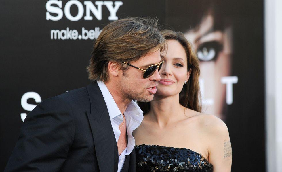 Angelina Jolie e Brad Pitt vendono (anche) il castello di Château Miraval