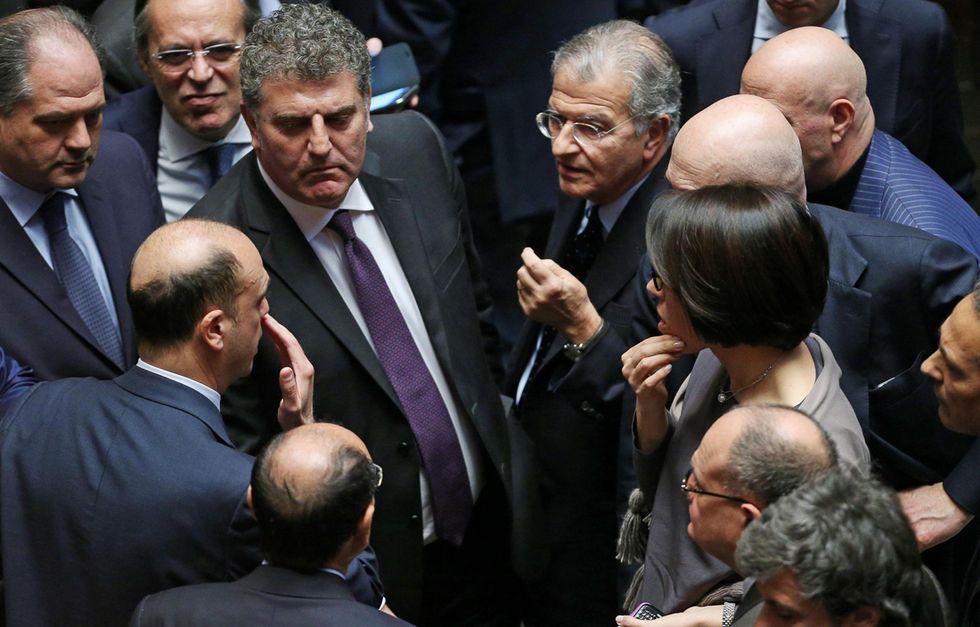 Ncd: il partito di Angelino Alfano si spacca