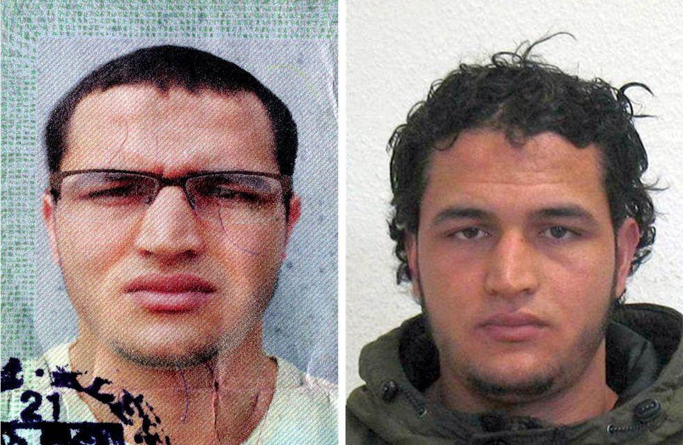 Caccia al presunto attentatore di Berlino