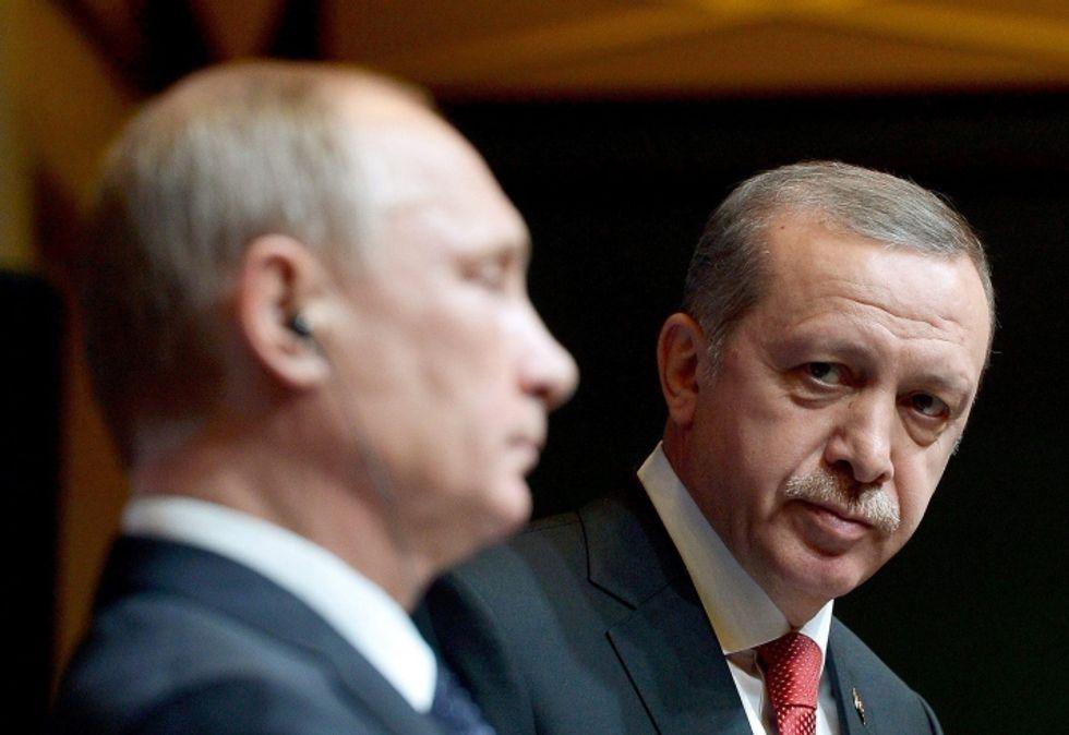 Abbattimento del jet russo: la strategia turca non è servita